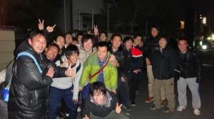 忘年会2011夜の部